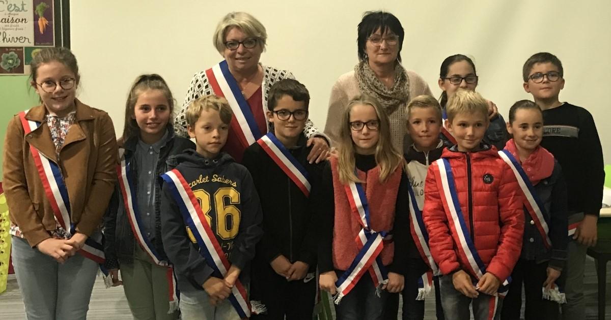 Image - Conseil municipal des Enfants Treize-Septiers