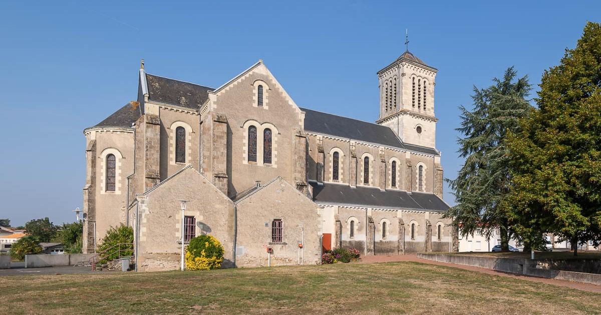 Image - église Treize-Septiers